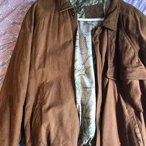 Vintage Marlboro Genuine Leather Jacket